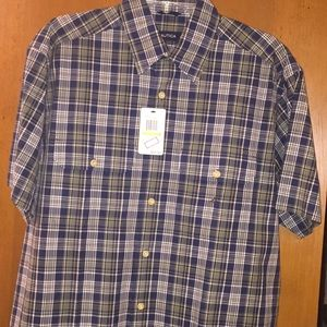 Nautica Short Sleeve Casual Shirt